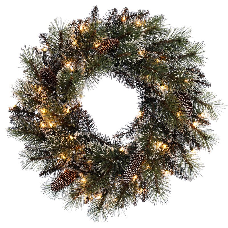 The holiday aisle pre lit decorated 185 outdoor lighted wreath pre lit decorated 185 outdoor lighted wreath workwithnaturefo