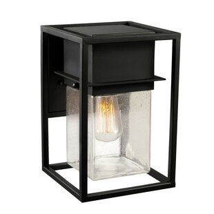 led outdoor wall lights architectural holifield led outdoor wall lantern lighting barn lights youll love wayfair