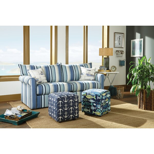 Corette Rolled Arms Sleeper by Darby Home Co Darby Home Co