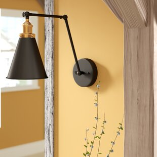 Hard Wired Swing Arm Wall Sconces You Ll Love In 2021 Wayfair Ca