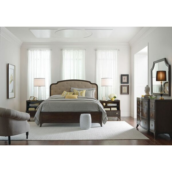 Bordeaux Queen Configurable Bedroom Set by Canora Grey