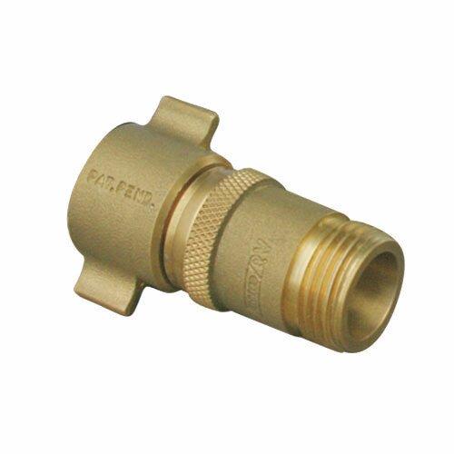 RV Brass Water Pressure Regulator by Camco