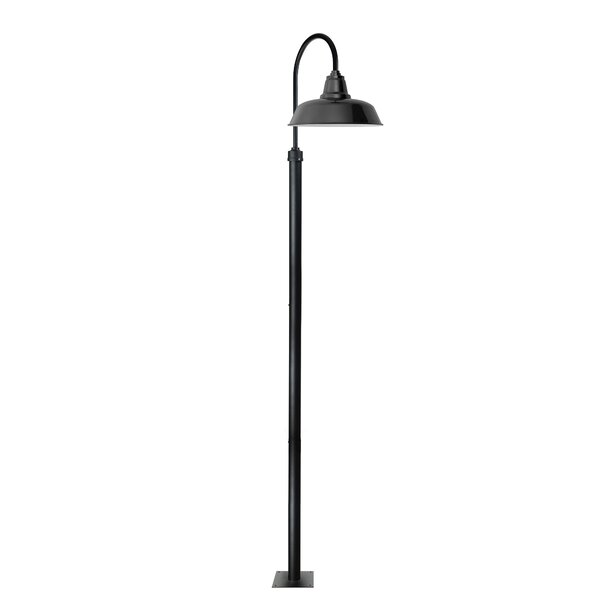 Goodyear 1-Light LED Post Light by Cocoweb