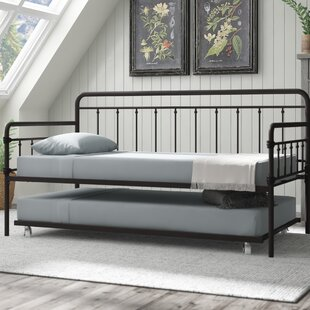 Truxton Twin Daybed With Trundle Gracie Oaks