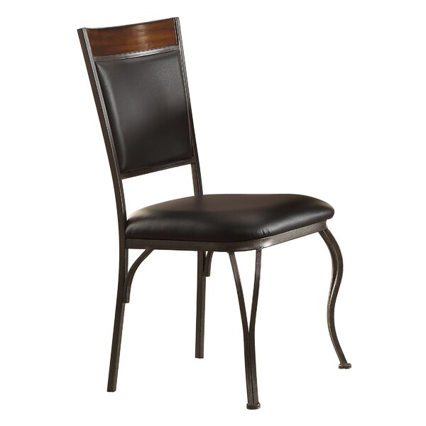 West Harptree Upholstered Dining Chair by Red Barrel Studio Red Barrel Studio