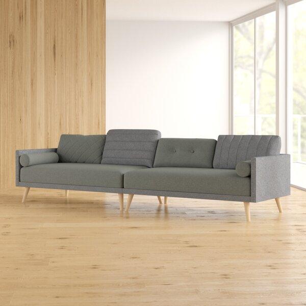 Expert Reviews Eli Modular Sofa by Corrigan Studio by Corrigan Studio