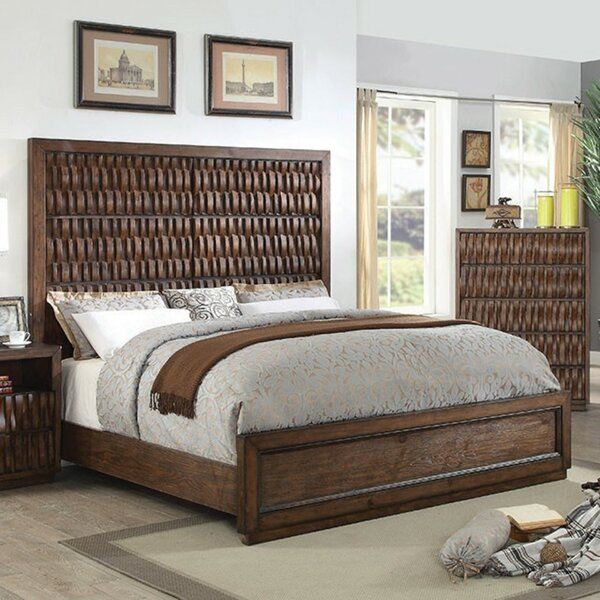 Maurer Panel Bed by Bayou Breeze