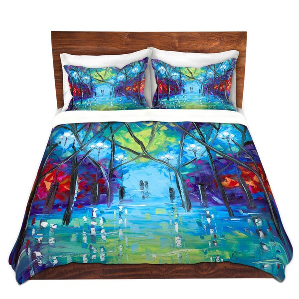 Ever After Duvet Cover Set by DiaNoche Designs