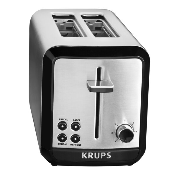 Savoy 2 Slice Toaster by Krups