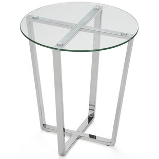 Online Reviews Rodden End Table By Wrought Studio