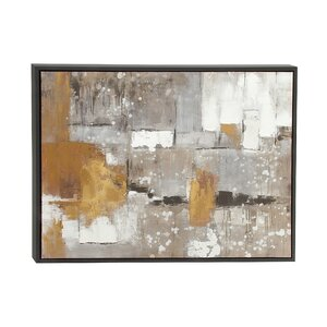 Framed Print on Canvas by Cole & Grey