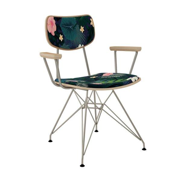 Shimizu Upholstered Side Chair by Corrigan Studio Corrigan Studio
