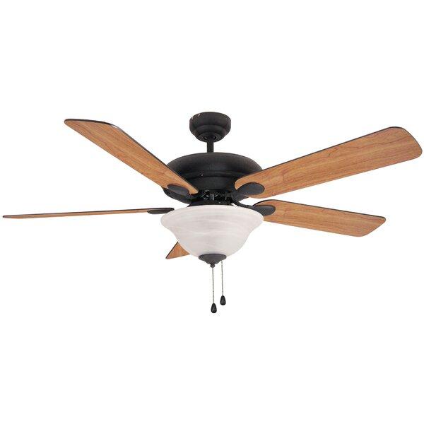 52 Oliveira 5-Blade Ceilling Fan W000614034