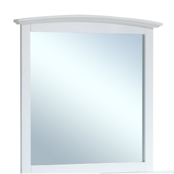 Lignite Arched Dresser Mirror by Laurel Foundry Modern Farmhouse