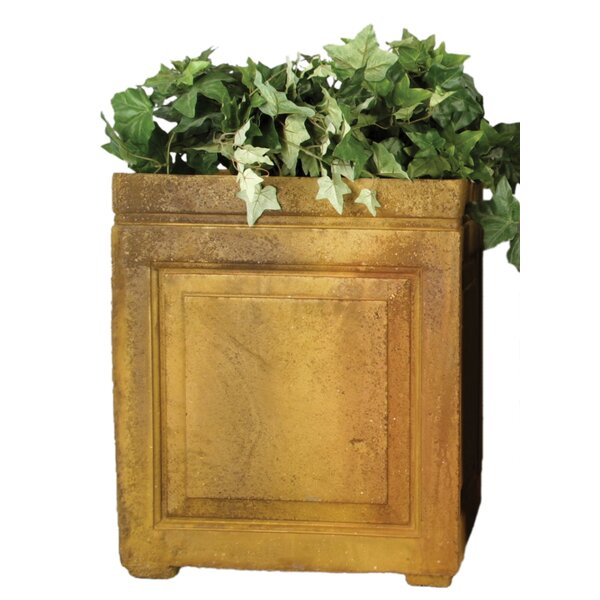 Fiberstone Planter Box by OrlandiStatuary