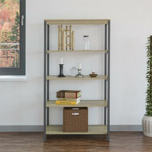 Vanessa Standard Bookcase Ebern Designs