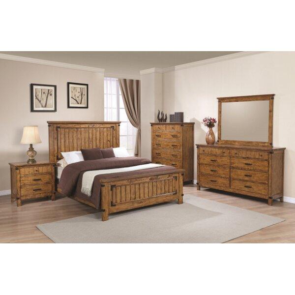 Hensley Panel Configurable Bedroom Set by Loon Peak