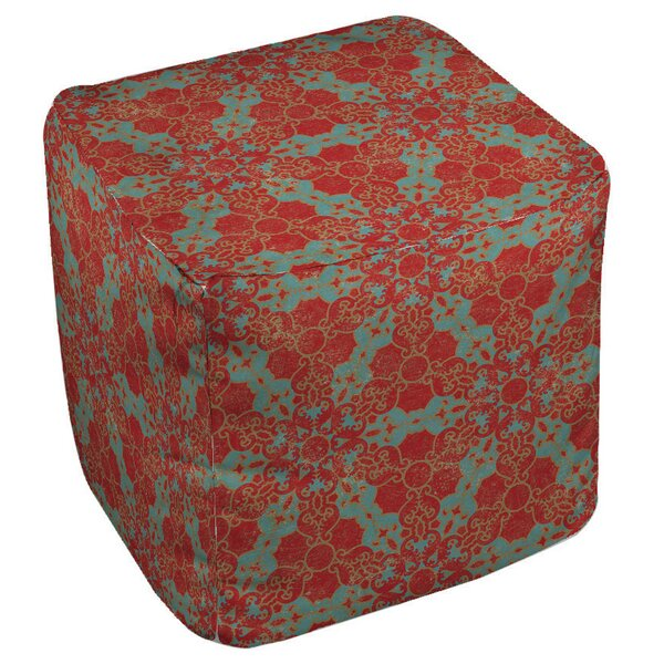 Kerrie Pouf by Red Barrel Studio