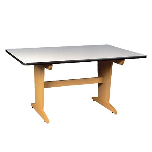 Pedestal Table by Shain