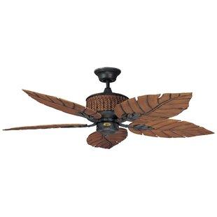 Texas star ceiling fan wayfair 52 fernleaf breeze 5 blade ceiling fan aloadofball Gallery