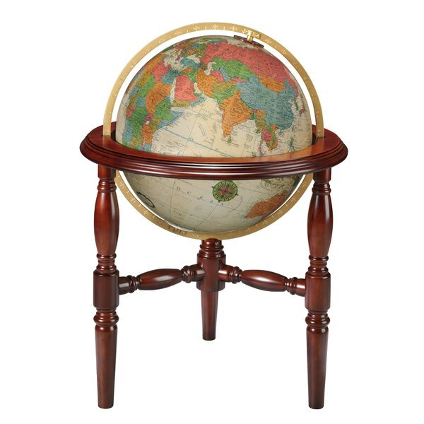 Trenton Globe by Replogle Globes