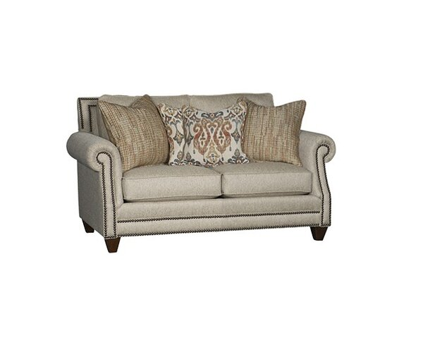 Walpole Standard Loveseat by Chelsea Home Furniture