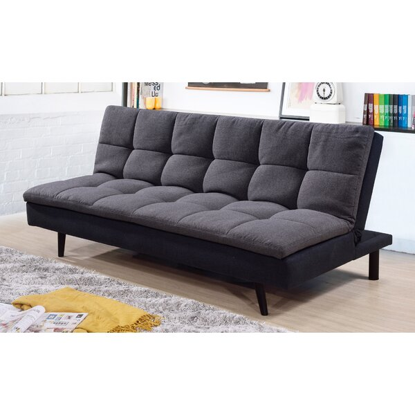 Upton Cheyney Convertible Sofa by Latitude Run