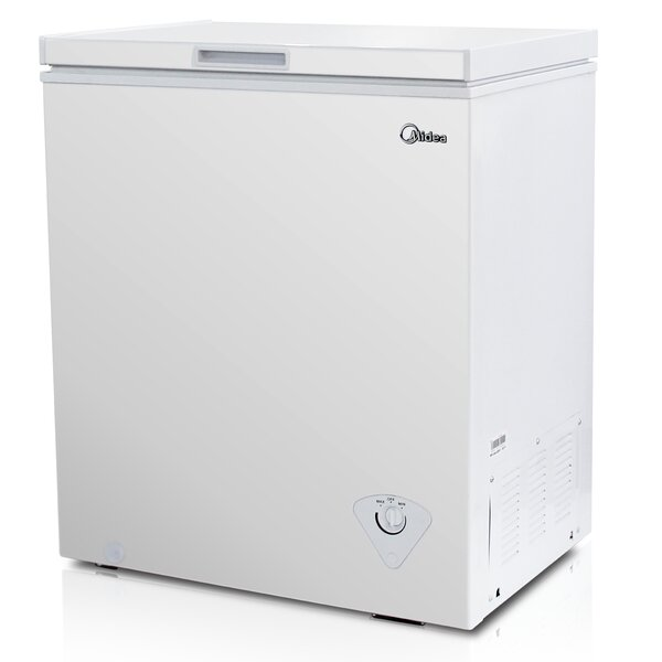 5 cu. ft. Chest Freezer by Midea Electric