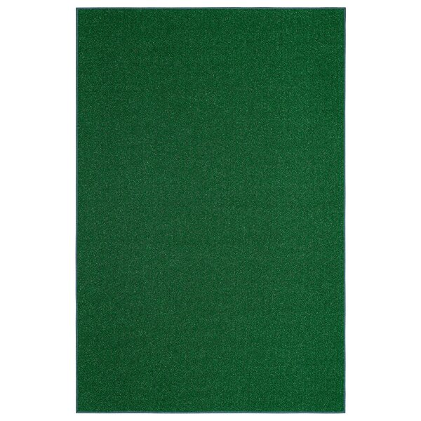 Pinconning Braided Green Rug