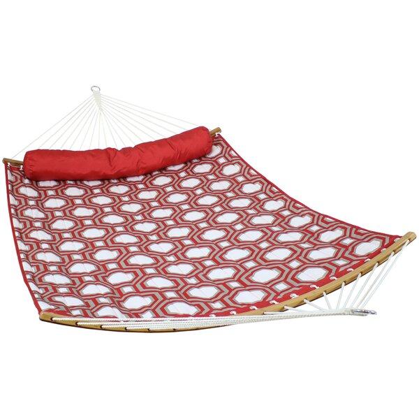 Loreen Quilted Double Speader Bar Hammock by Freeport Park Freeport Park