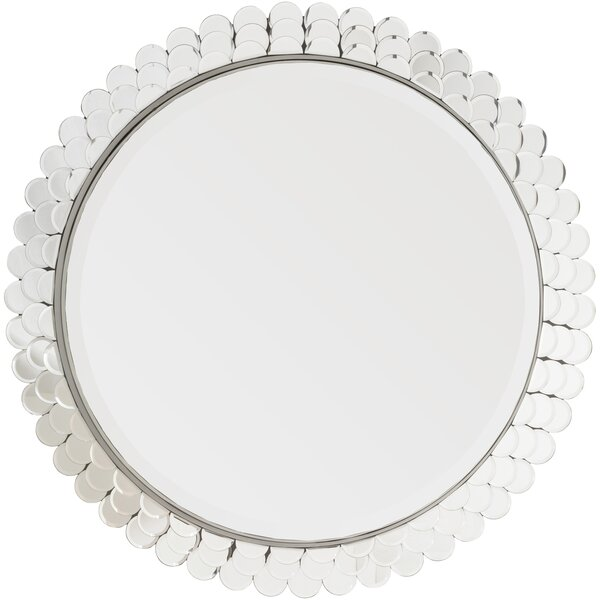 Wall Mirror by House of Hampton