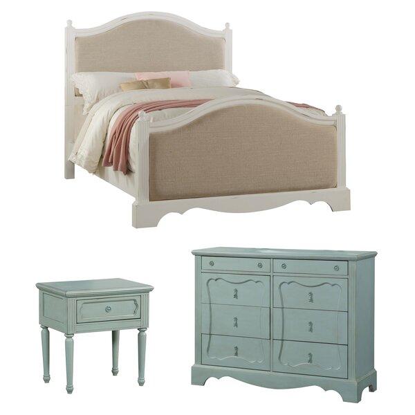 Asbury Panel Configurable Bedroom Set by Lark Manor
