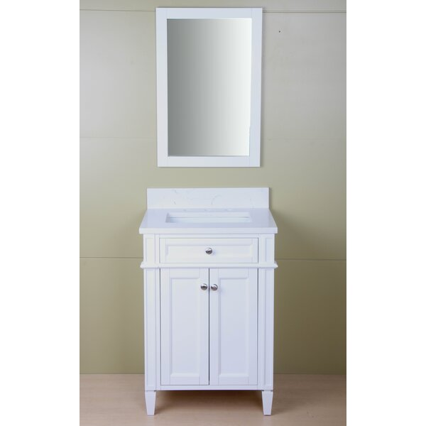 Wylie 24 Single Bathroom Vanity Set by Darby Home Co