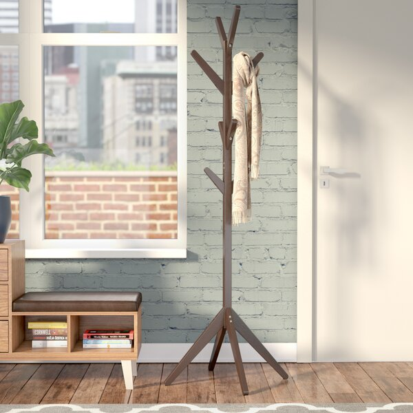 Tree-Shaped Hat and Coat Rack by Union Rustic
