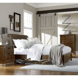 Buy luxury Big Sur By Wendy Bellissimo Sleigh Bed By Wendy Bellissimo by LC Kids