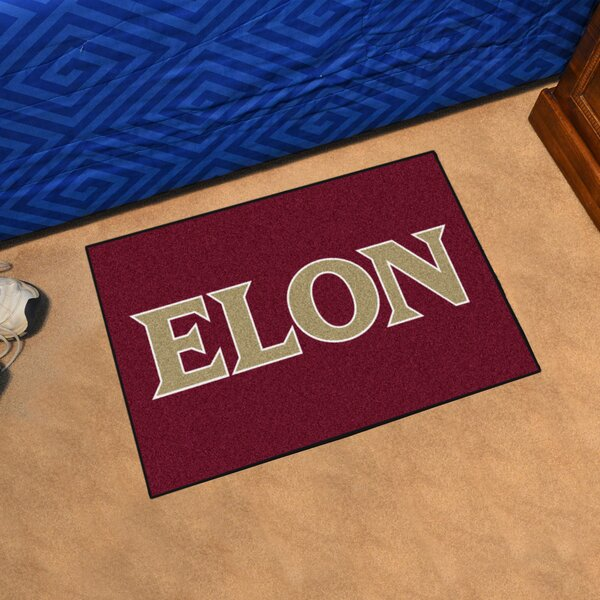 Elon University Doormat by FANMATS