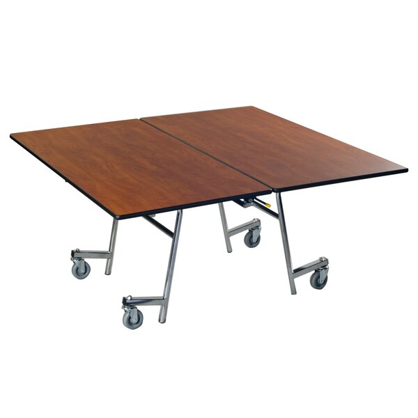 Square Cafeteria Table by AmTab Manufacturing Corporation