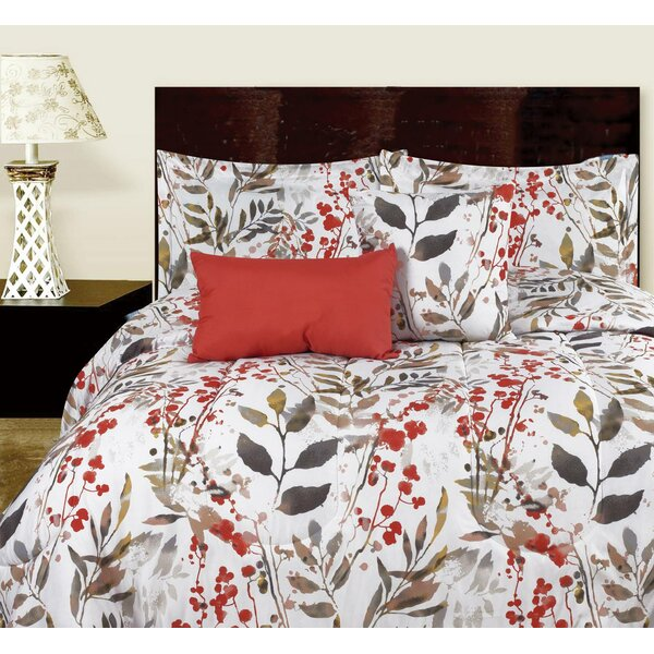 Hytop 5 Piece Comforter Set (Set of 5) by Red Barrel Studio