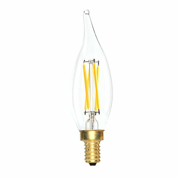 E12 LED Vintage Filament Light Bulb by Edison Mills