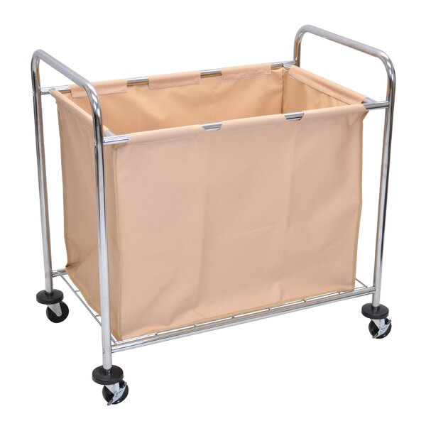 Industrial Laundry Hamper by Luxor