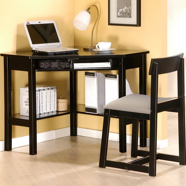 Corner Desk And Chair Set by Wildon Home ®