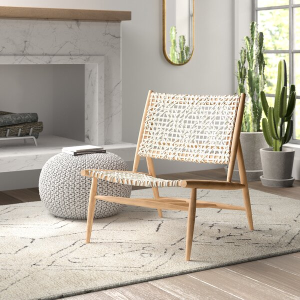 Albertina 16-inch Side Chair by Mistana Mistana