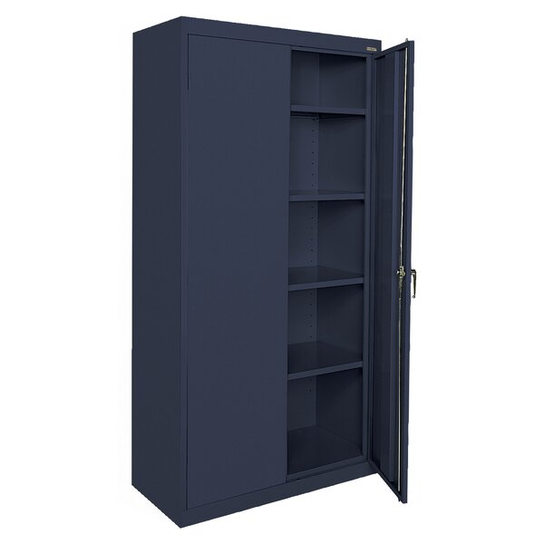 Classic Series 2 Door Storage Cabinet by Sandusky Cabinets