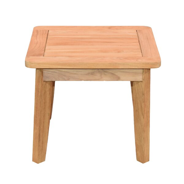 Alta Solid Wood Side Table by Union Rustic