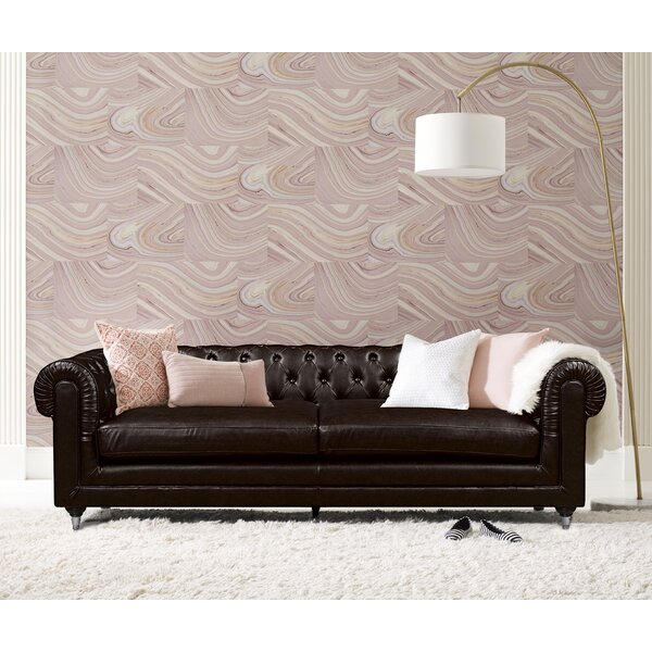 Shop The Best Selection Of Amery Tufted Chesterfield Sofa by Elle Decor by Elle Decor
