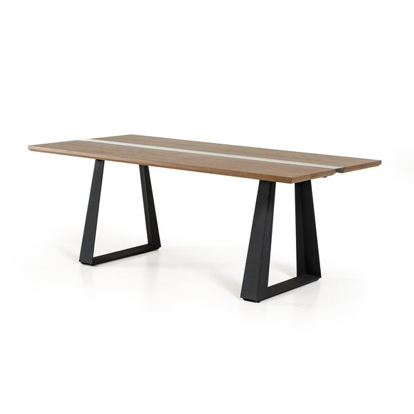 Brandt Dining Table by Brayden Studio