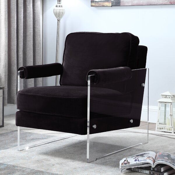 Bourne Armchair by Everly Quinn