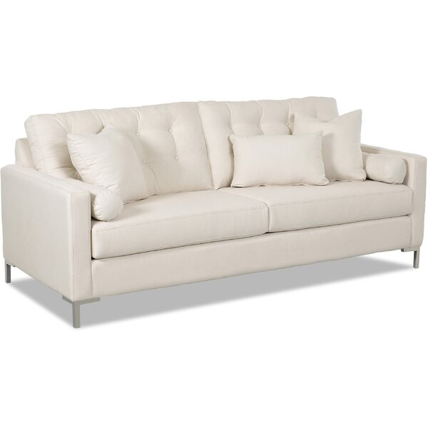 Harper Sofa with Metal Legs by Wayfair Custom Upholstery™