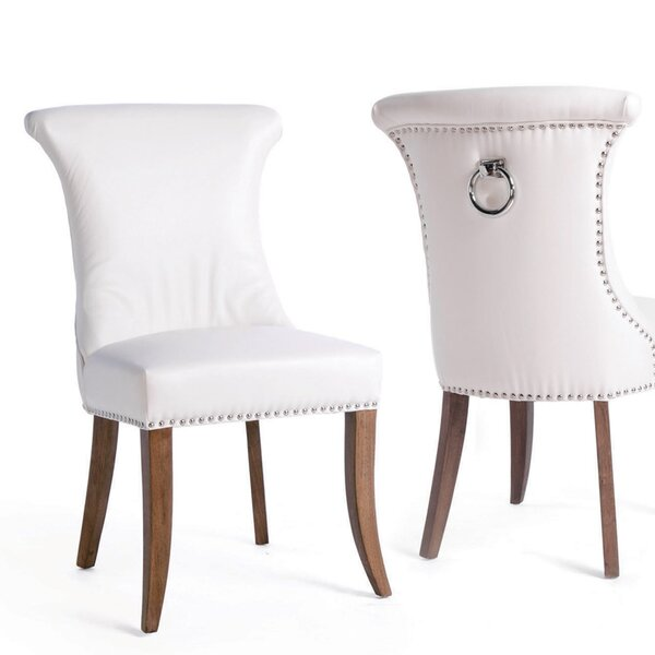 Pitcairn Side Chair by Breakwater Bay