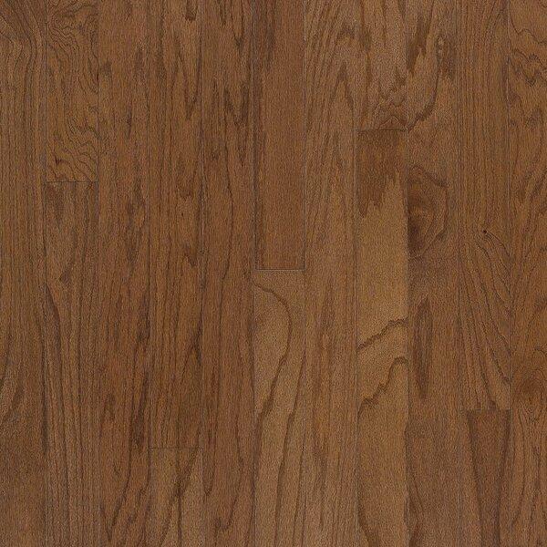 3 Engineered Red Oak Hardwood Flooring in Bark by Armstrong Flooring